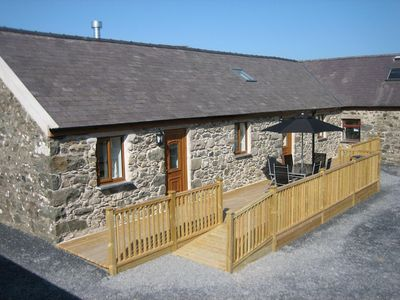 Photo for Barn Conversion With Level Access, Stunning Views, 10 Minutes From Beaches