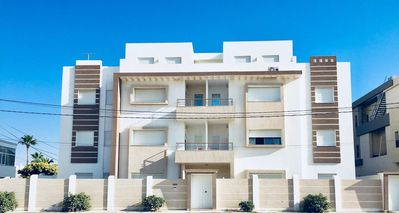 Photo for Beautiful apartment by the sea in Kantaoui