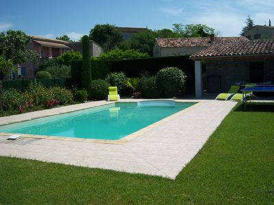 Photo for GITE - STONE HOUSE WITH PRIVATE POOL