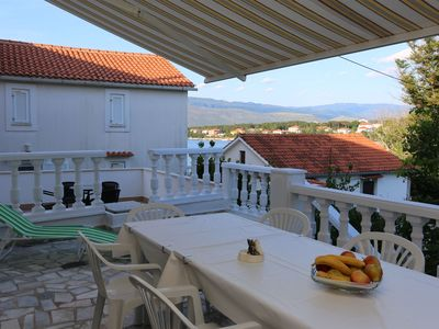 Photo for 4BR Apartment Vacation Rental in Silo - island Krk