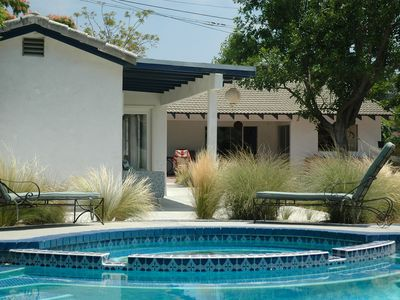 Photo for Dillard's Pool House in the heart of what was once Bette Davis' Country Estate