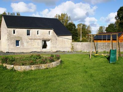 Photo for 4BR House Vacation Rental in Asni?res-En-Bessin