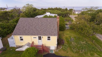 Photo for Breathtaking Ocean View Drive & Path to Beach. Water View !  Has AC