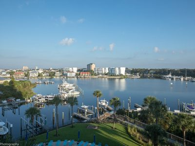 Photo for 401A is a 3 BR at Harbor Landing with boat slip  - Sleeps 6