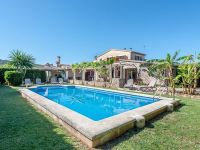 Photo for Embedded in Nature and with Pool - Villa La Sorteta De Cuxach