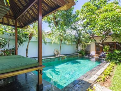 Photo for This villa is a 3 bedroom(s), 2.5 bathrooms, located in Denpasar, Bali.
