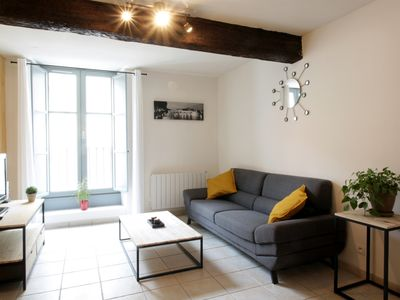Photo for 2BR Apartment Vacation Rental in Carcassonne, Occitanie