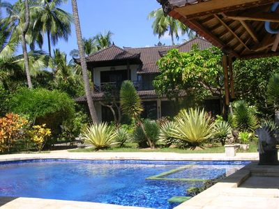 Photo for A Secret Place in Paradise, private waterfront villa with pool in North Bali