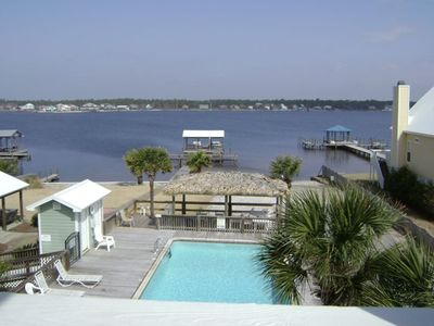 Photo for Enjoy best of both worlds...Gulf of Mexico  ..and the Lagoon!