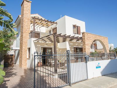 Photo for Villa Isla, Modern 3BDR Ayia Thekla Villa,Short Drive to the centre of Ayia Napa