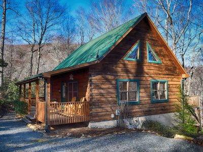 Photo for Private, Serene Cabin with Game Room for Kids