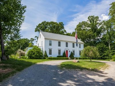 Photo for Quaint colonial with close proximity to downtown, the water, and Hammonassett