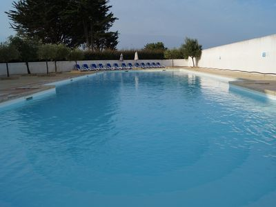Photo for House 3 *, 6 people with swimming pool, garden, terrace located in La Flotte en Ré
