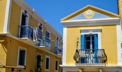 Photo for Ritzi Apartment in the heart of Symi