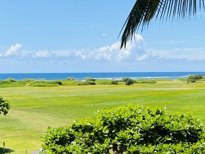 Photo for Kauai Beach Resort 3225, Close to the beach and a nice ocean view