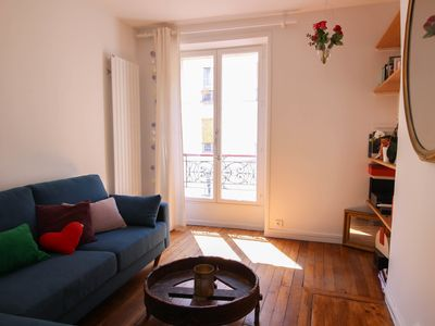 Photo for COSY APARTMENT - 18TH DISTRICT OF PARIS