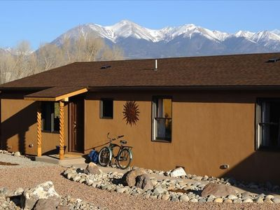 Photo for Spectacular Wildlife and Mt Views in downtown Salida!  June Dates Available!!!!