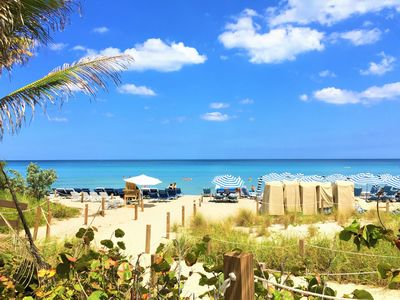 Photo for Beautiful Hollywood Beach Resort Condo 2BR. Ocean View