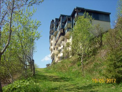 Photo for SUMMER PROMO: BEAUTIFUL APARTMENT T2 BALCONY View Plomb du Cantal 4 to 6 pers