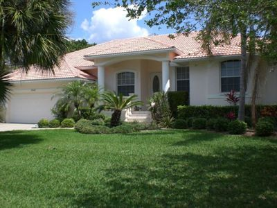 Photo for 1 Block to the Beach on Siesta Key Vacation Rental Home with Swimming Pool