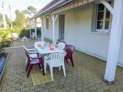 Photo for Vacation home Pyrénées in Capbreton - 6 persons, 3 bedrooms