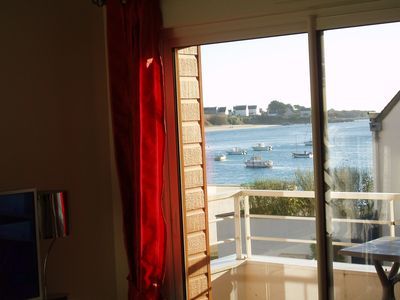 Photo for 1BR Apartment Vacation Rental in Plouhinec, Bretagne