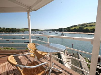 Photo for 28 THE SALCOMBE, family friendly, with pool in Salcombe, Ref 994903