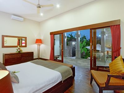 Photo for Secluded 1 Bedroom Pool Villa, Daily attentive staff service
