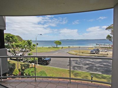 Photo for 7 'Florentine' 11 Columbia Close - air conditioned unit with fantastic views of Little Beach