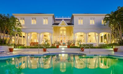 Photo for Villa Bohemia  -  Ocean View - Located in  Stunning Sandy Lane with Private Pool