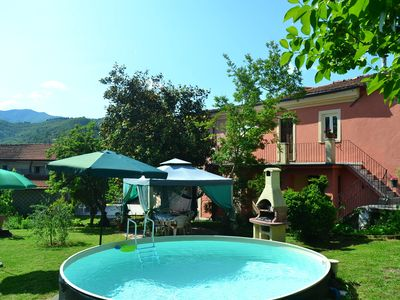 Photo for 3BR House Vacation Rental in SAN TERENZO MONTI