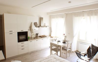 Photo for Cozy apartment in Pigneto, Rome. Suitable for coeliacs.
