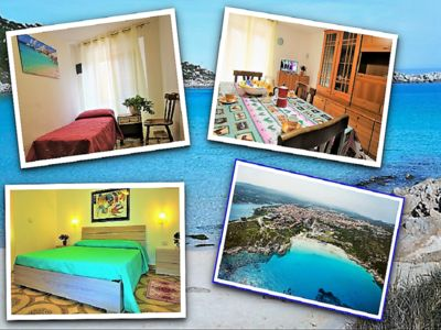 Photo for Three-room apartment with garden a stone's throw from the sea