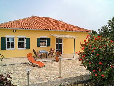 Photo for Exclusive, spacious house, romantic location with a grandiose view of the sea