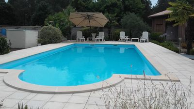 Photo for 2BR Bed & Breakfast Vacation Rental in Salles, Nouvelle-Aquitaine