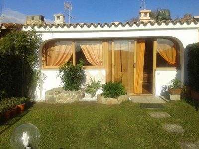 Photo for BAJA SARDINIA VILLA TWO STEPS FROM THE SEA WITH POOL