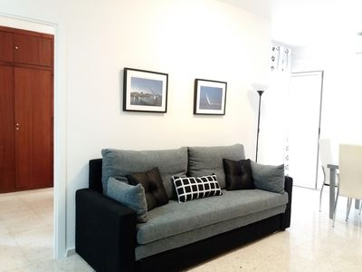 Photo for Superb Location, Quiet and Central, Brand New 1-Bedroom Apartment