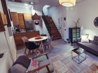 Photo for Luxury design apartment in historic center of Seville, central location.