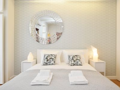 Photo for Chiado Experience 1BR downtown Lisbon - CHECKINHOME