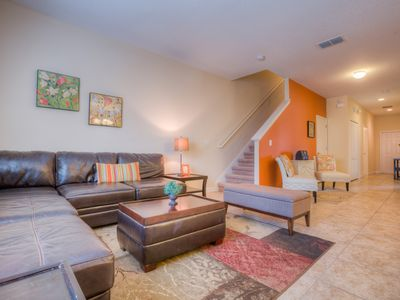 Photo for Your Disney Story starts here in this stunning town home minutes from Disney!
