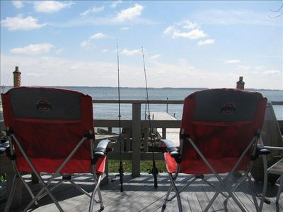 Photo for Water Front house, Sleeps 2 - 6, Fully Equipped! opens for season 5-1-18
