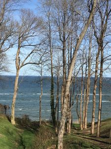 Photo for Renovated Luxury Chesapeake Bay-View Rental With Private Beach Access