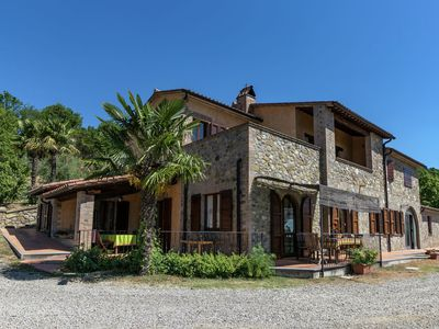 Photo for Spacious Farmhouse in Ficulle with Swimming Pool