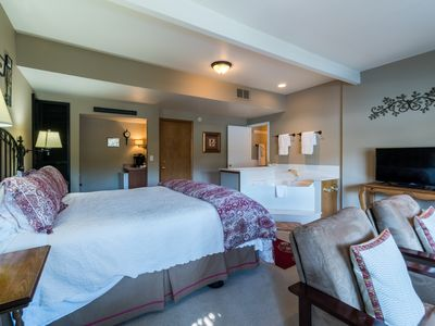 Photo for All Seasons River Inn Suite D- riverfront & perfect for a Leavenworth trip!