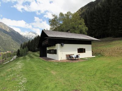 Photo for Authentic Austrian hunting lodge with an enormous garden and forest