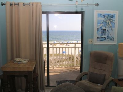 Beaches Are Back Open! Check Out Our New Rates!  1 BR 2 BA Condo, Vacation On A Budget, Sugar Sands  SB342