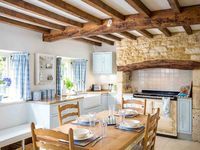 The cottage is lovely - exceeded expectations, beautifully presented lovely location very comfy