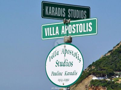 Photo for Welcome to Villa Apostolis Studios, on the beautiful island of Skopelos, Greece…