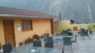 Photo for HOTEL WITH PANORAMIC VIEW WITH A VIEW TO THE SACRED MOUNTAINS OF OLLANTAYTAMBO
