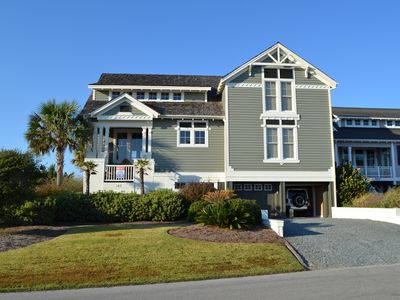 Photo for Family-friendly, Pier On Intercoastal Waterway, Large Screened-in Porch